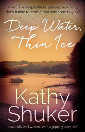 The Cover of Deep Water, Thin Ice
