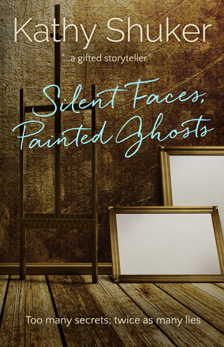 The Cover of Silent Faces, Painted Ghosts