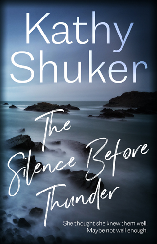 The Cover of The Silence Before Thunder